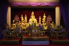サンパンタウォンサーラム・ウォラウィハーン寺院2