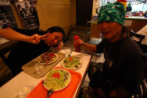 タコライス with スミス氏