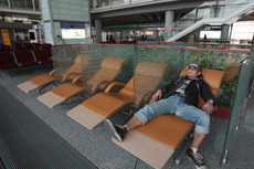 北京空港 リラックススペース