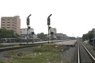 バンソン駅