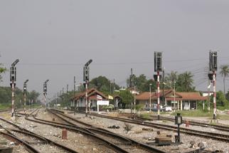 バンバムル駅