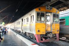 スパンブリー行き列車1