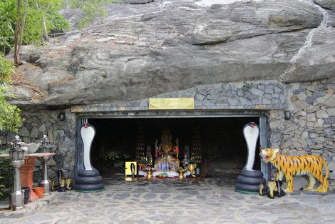 カオ・ディー・サラック寺院