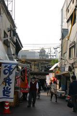 淡路駅前商店街