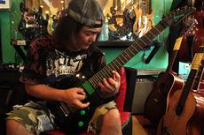 7-strings IBANEZ VAI
