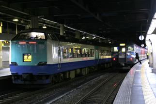 北越金沢駅