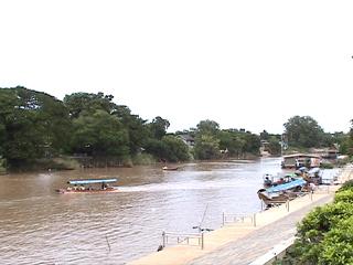 アユタヤの川