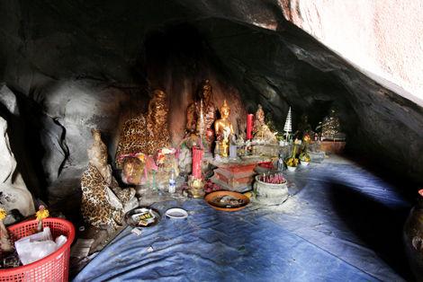 カオ・ングー洞窟