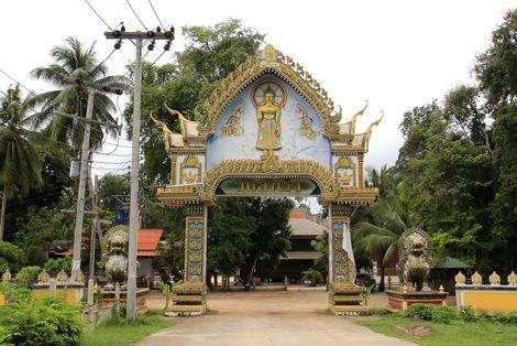 サムレット寺院