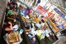ラムパヤー水上市場2