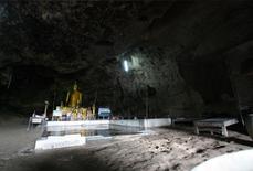 カンチャナブリー洞窟