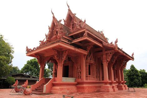 シラーングー寺院