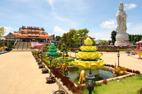 クワンイン寺院