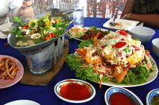 豪華 タイ料理