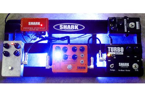 SHARK EFFECT BOARD