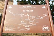 万里の長城 地図