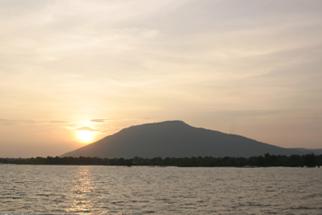 パサックダム山