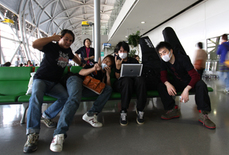 GrimForce関西空港