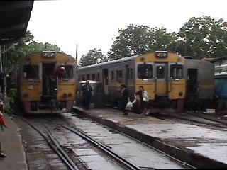 マハーチャイ駅