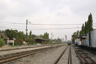 タリンチャン駅