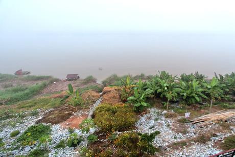 メコン河 ラオス