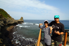 真栄田岬 2