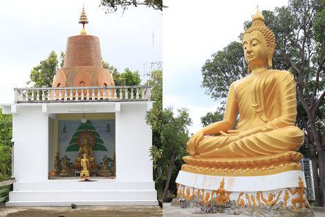 カオ・ジェーディー寺院