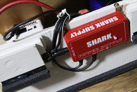 SHARK POWER SUPPLY