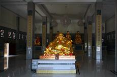 クワンイン寺院 内部