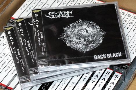 SAT / Back Black