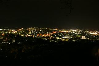 三原市夜景