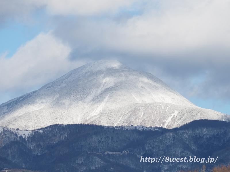 蓼科山1447