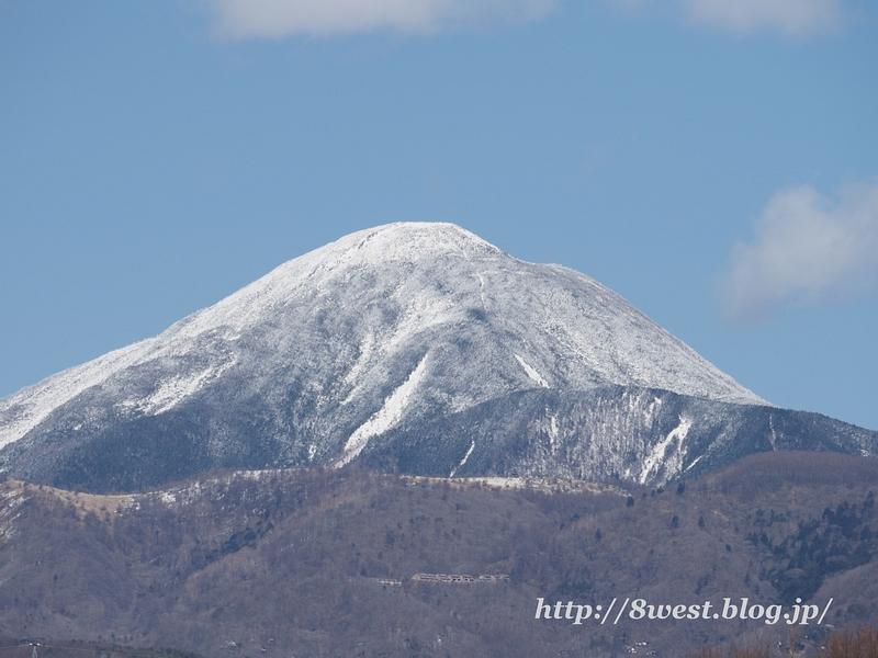 蓼科山1314
