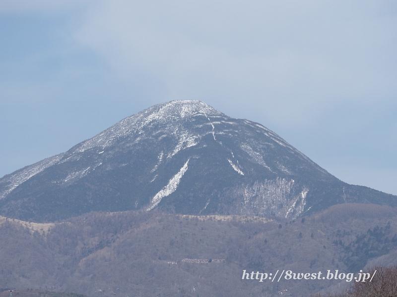 蓼科山1257