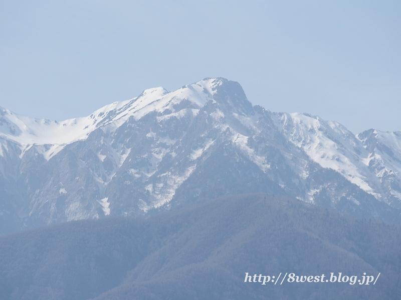 赤椰岳・田切岳