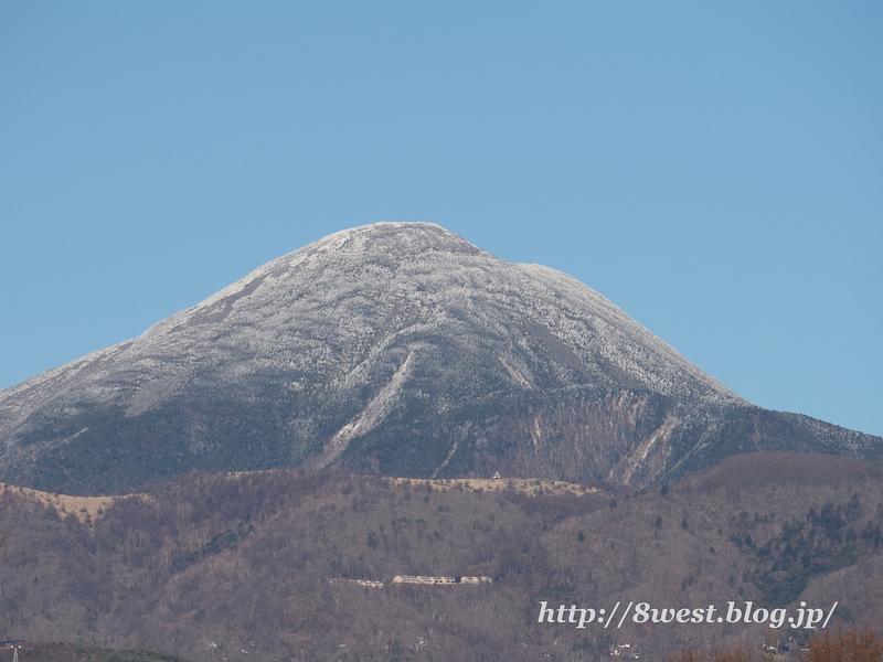 蓼科山1451