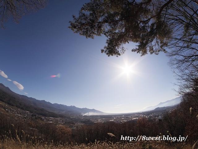 八ヶ岳南アルプス