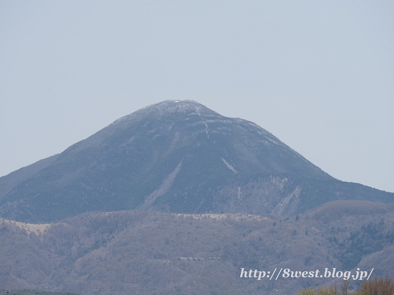 蓼科山1114