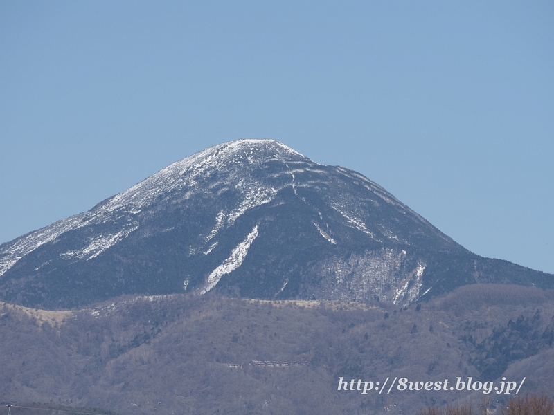 蓼科山1208