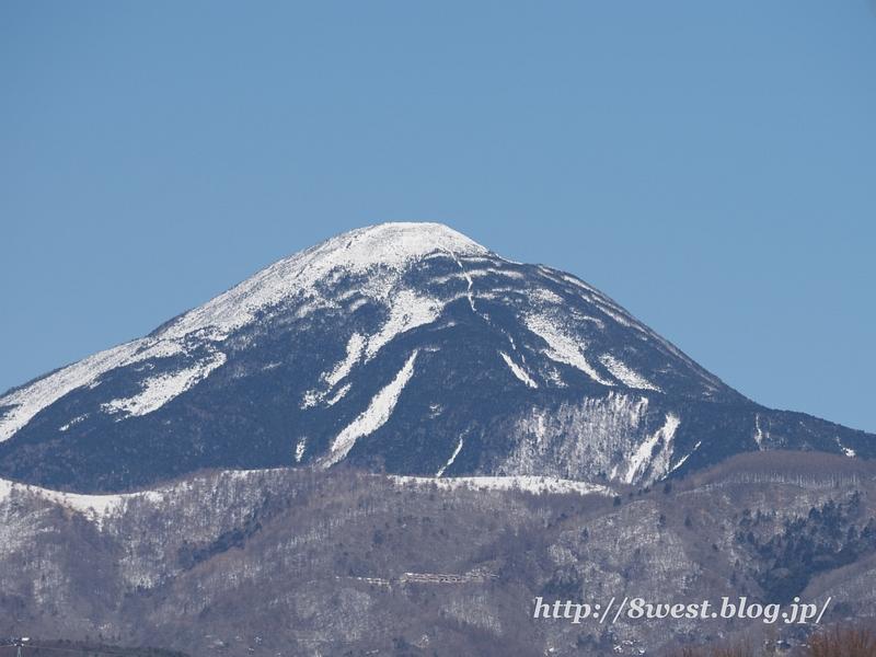 蓼科山1304