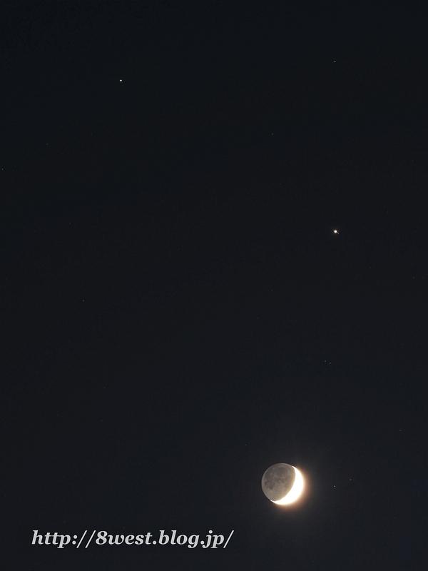 土星木星月
