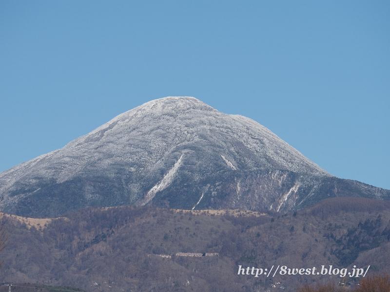 蓼科山1302