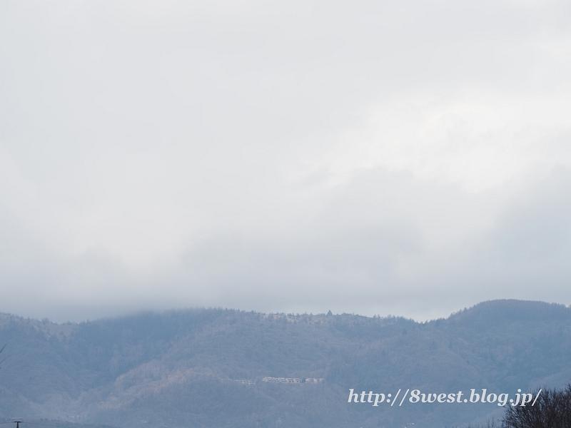 蓼科山1340