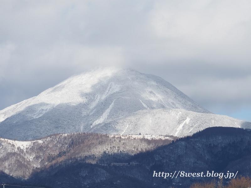 蓼科山1224