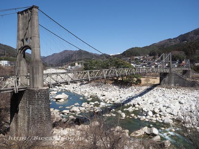 桃介橋08