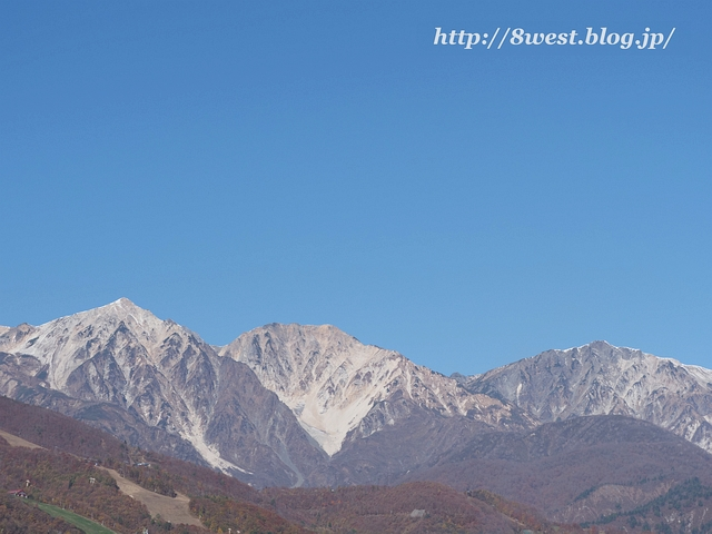 白馬三山2
