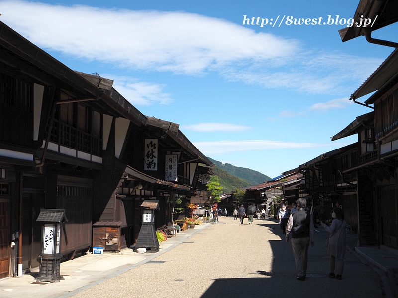 奈良井宿16