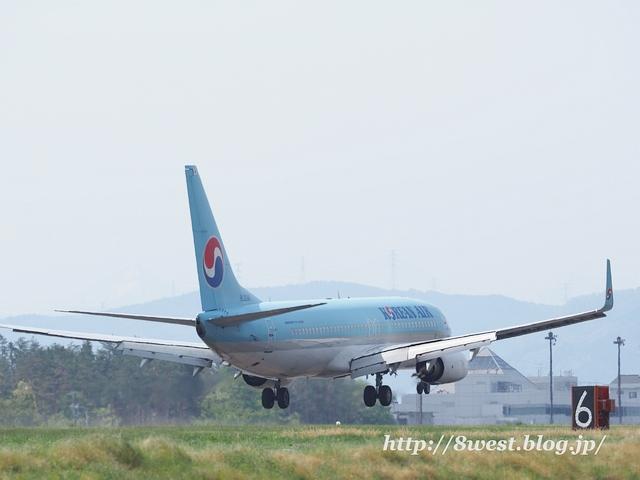 大韓航空8