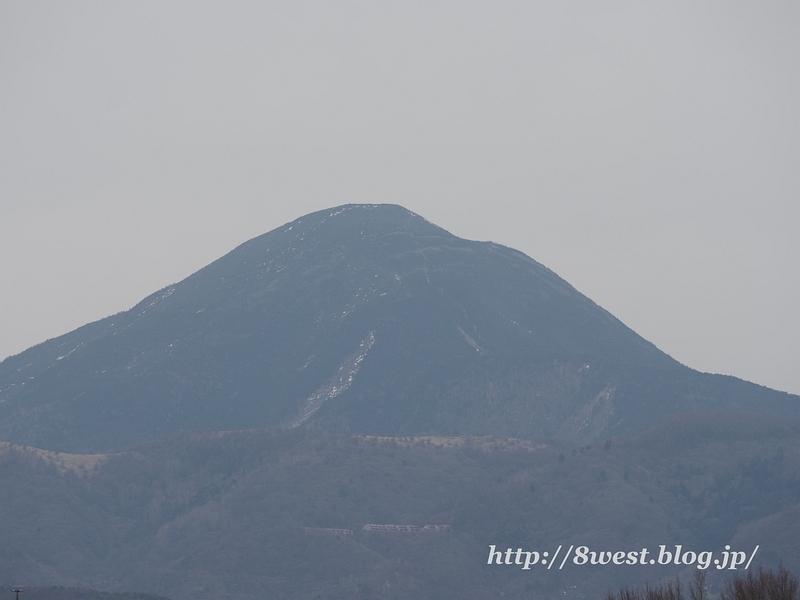 蓼科山1608