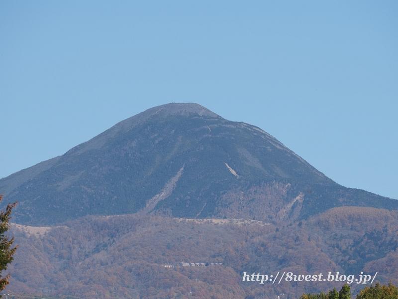 蓼科山1110